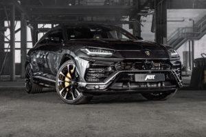 Sportwagen SUV Lamborghini Urus Allradantrieb Abt Sportsline Leistungssteigerung