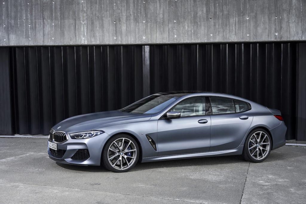 Neuheit Viertürer Luxusklasse Sportwagen BMW M850i Gran Coupé Neuheit Premiere