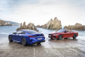 Neuheit Topmodell Sportwagen Coupé Cabriolet BMW M8 Competition