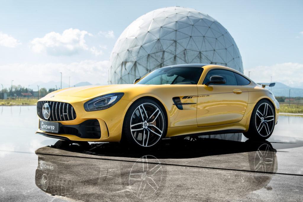 Mercedes-AMG GT R C190 Tuning Veredlung Leistungssteigerung Schmiedefelgen G-Power Sportcoupé Topmodell