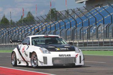 Nissan 350Z von HK-Power