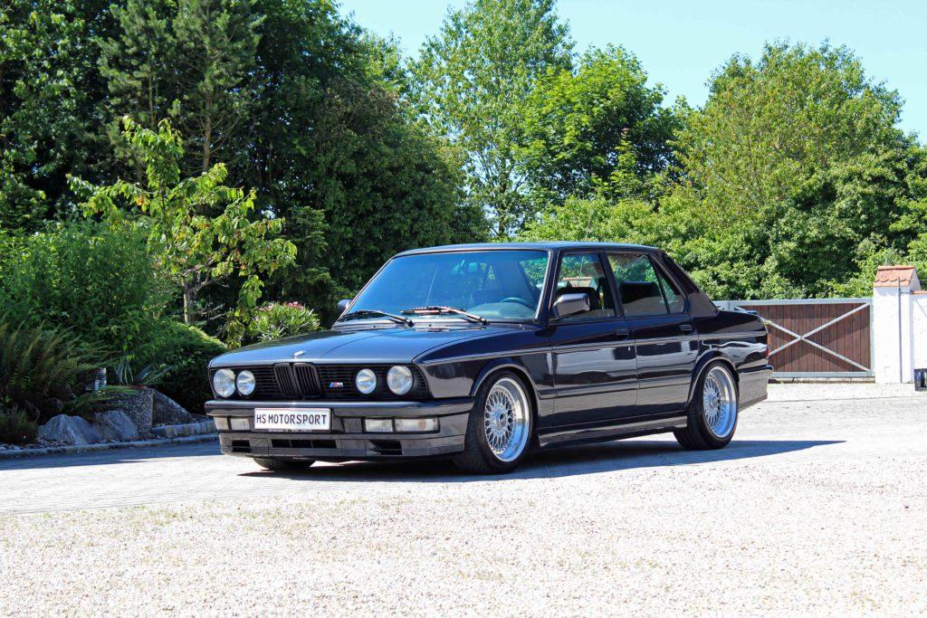 BMW E28 535i von HS Motorsport