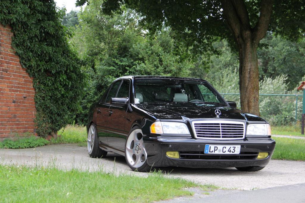 Seltenheit: Veredelter Mercedes C 43 AMG | Eurotuner News