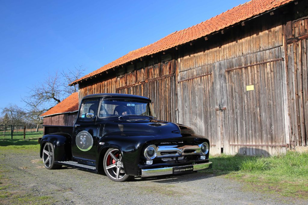 Ford F-100 von Classic Pickup Dreams