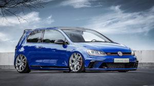 Barracuda Racing Wheels Tzunamee EVO VW Golf GTI Clubsport S
