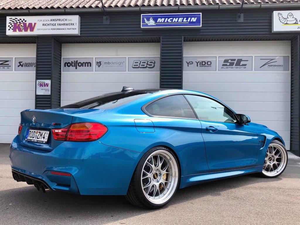 BMW F82 M4 von TVW Car Design