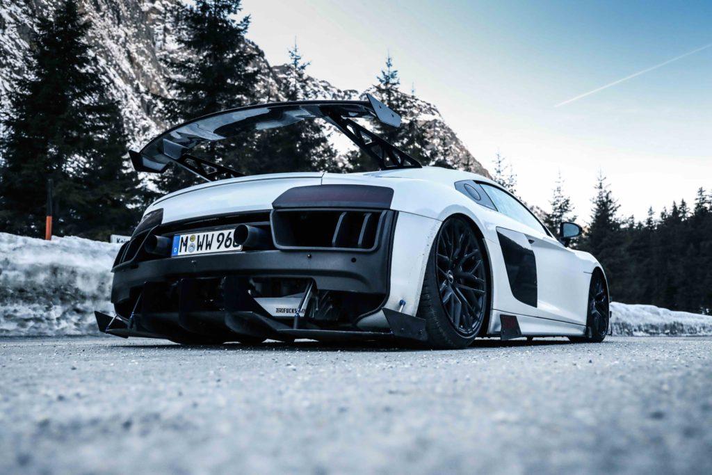Audi R8 V10 Plus 5.2 FSI