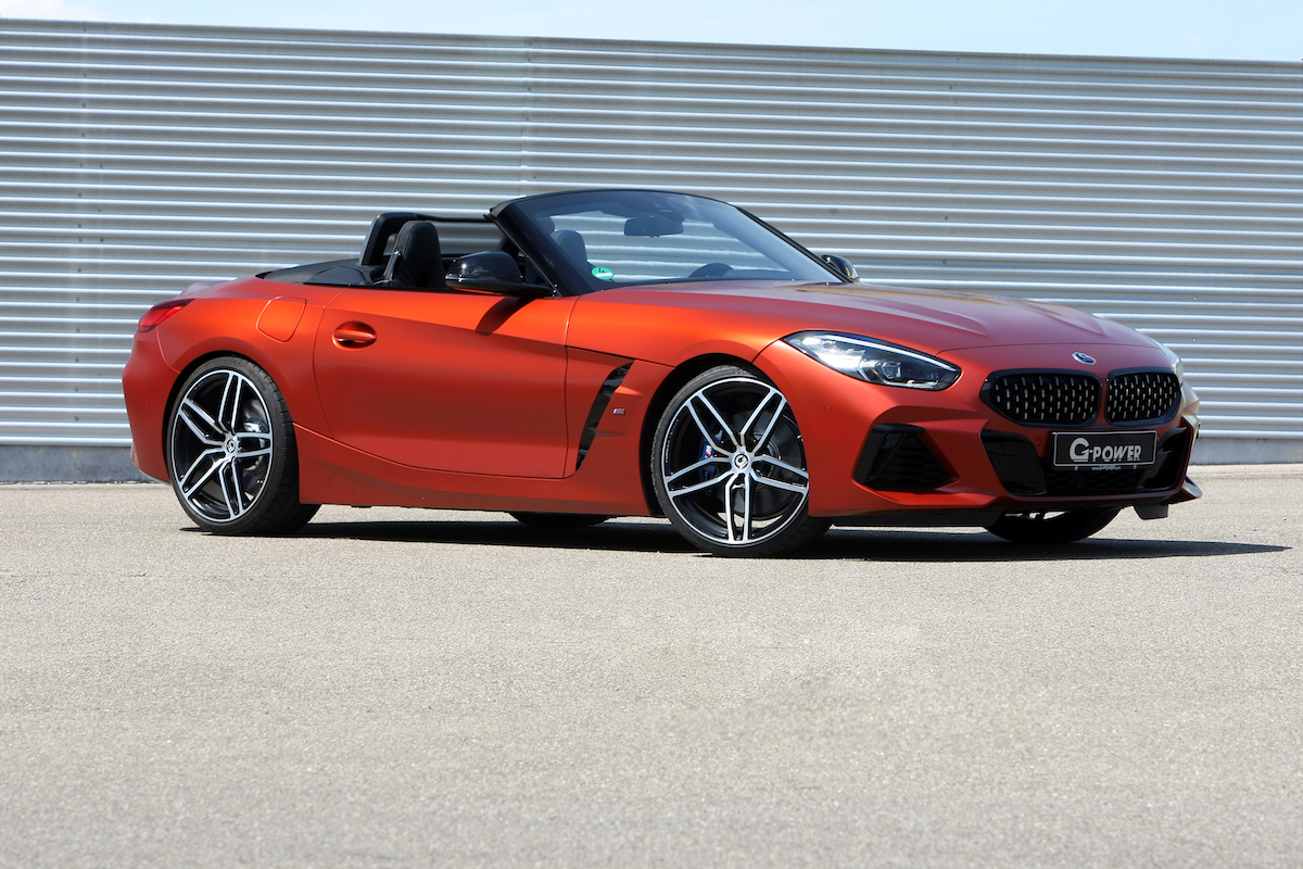 2020 BMW Z4 Roadster New Model and Performance