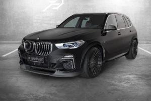 BMW X5 G03 SUV Allradler Tuning Hamann Motorsport Bodykit Felgen