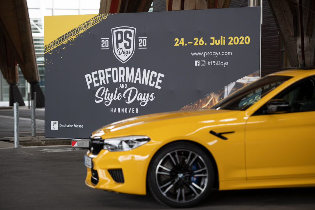 Deutsche Messe Hannover Event Performance & Style Days 2020 24.-26. Juli Highlight PS Days