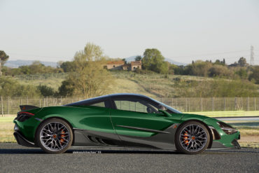 McLaren 720S Fury Mittelmotor Sportcoupé Tuning Topcar Design Russland