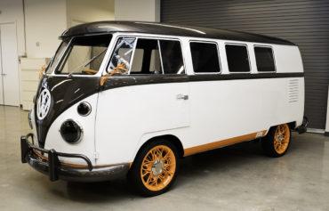 Volkswagen of America Studie VW Type 20 Concept Bus Bulli T1 USA