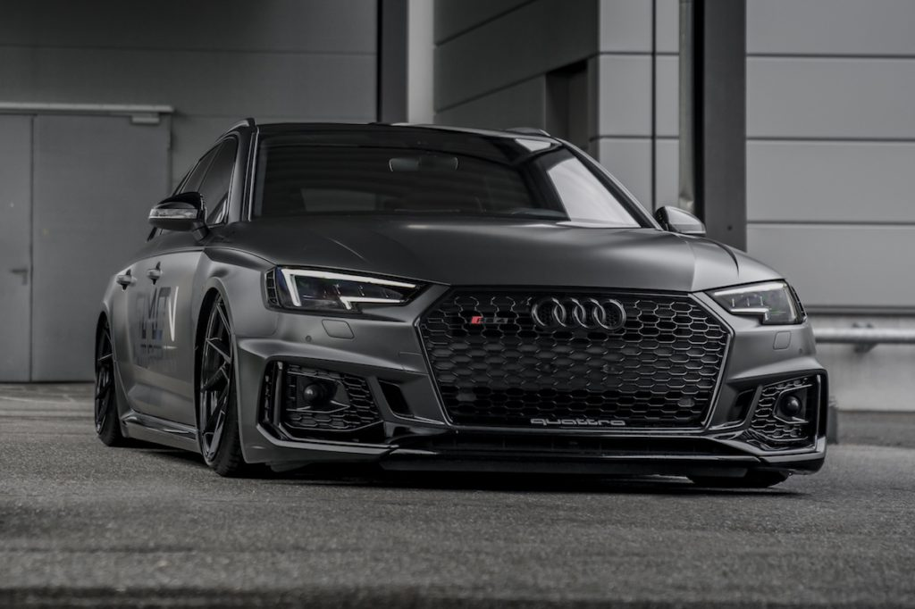 Audi RS 4 Avant Z-Performance ZP3.1 Felgen Räder Tuning
