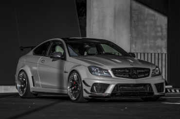 Mercedes C204 C 63 AMG Coupe M&D Exclusive Cardesign Tuning Felgen Z-Performance ZP.FORGED 5 Deep Concave