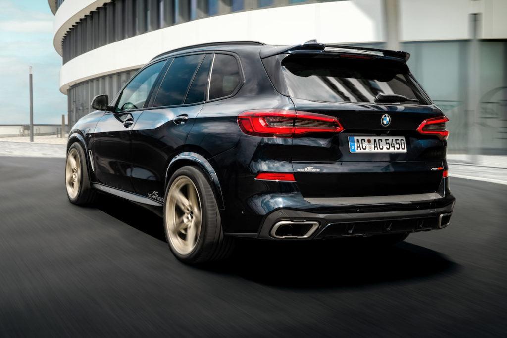 BMW X5 G05 SUV Tuning AC Schnitzer Anbauteile Felgen Fahrwerk Leistungssteigerung Allradler