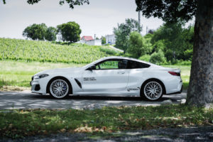 BMW 8er G15 Luxuscoupé Tuning Felgen Räder AEZ Crest