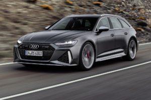 Audi RS 6 Avant Neuheit Sportkombi Topmodell Premiere Biturbo V8 Allradantrieb quattro IAA