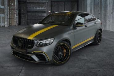 Mercedes-AMG GLC 63 S SUV-Coupé Tuning Manhart GLR 700
