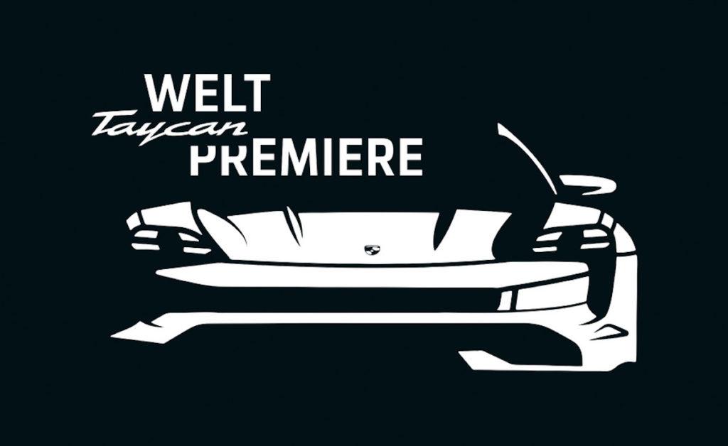 Livestream Weltpremiere Porsche Taycan Berlin China Pingtan Niagarafälle USA Elektroauto Sportwagen