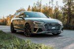 Audi S4 Avant TDI Diesel Abt Sportsline Tuning Leistungssteigerung Fahrwerk Felgen Abt Sport GR