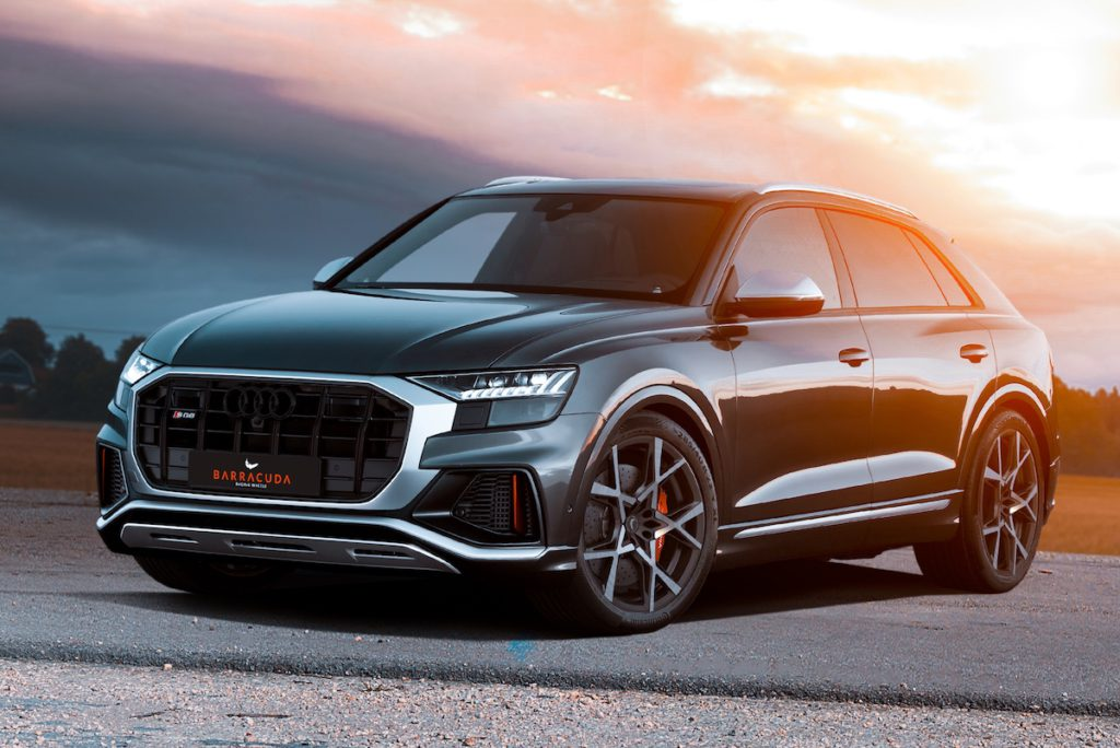 Audi SQ8 Barracuda Racing Wheels Project X Tuning Felge Neuheit Premiere Essen Motor Show 2019
