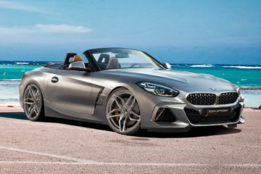 Cor.Speed Sports Wheels Kharma Essen Motor Show 2019 Premiere Neuheit Tuning Felge BMW Z4
