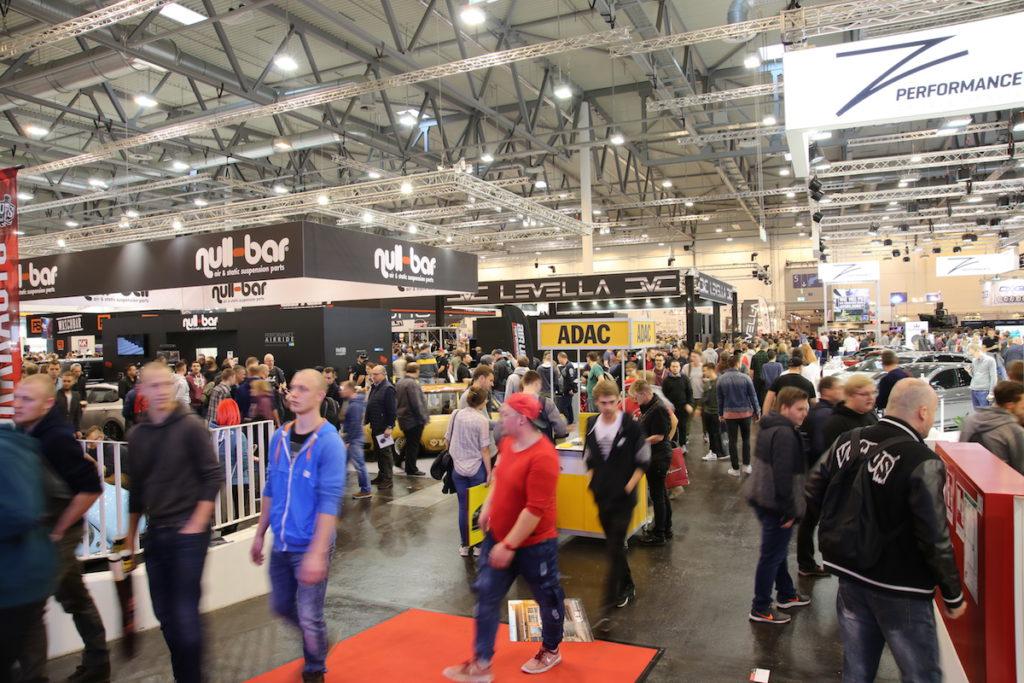 Tuning-Messe Vorschau Preview Essen Motor Show 2019 Ausstellung Motorsport Oldtimer