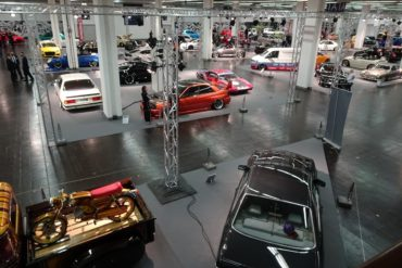 Tuning-Messe Previewday Start Essen Motor Show 2019 Tuning