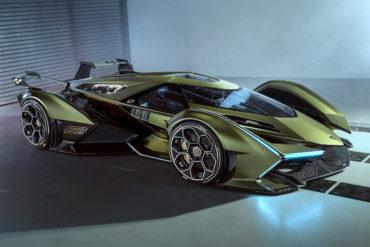 Gran Turismo Sport PlayStation 4 Videospiel Supersportwagen Lamborghini Lampe V12 Vision Gran Turismo