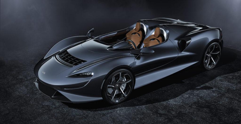 limitierter Supersportwagen Roadster Ultimate Series McLaren Elva