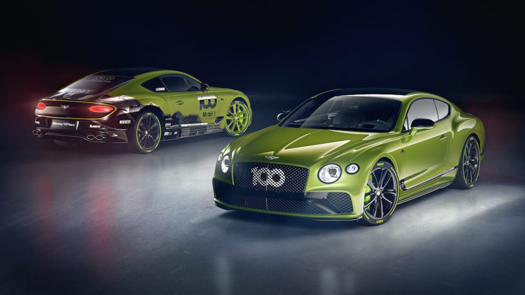 Bentley Limited Edition Continental GT Pikes Peak Sondermodell limitiert