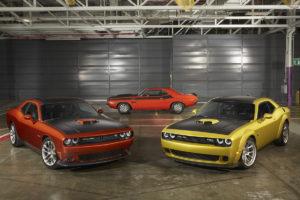 Dodge Challenger 50 Jahre Jubiläum Sondermodell limitiert 50th Anniversary Edition