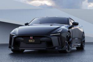 Neuheit limitiertes Sondermodell Premiere Genfer Auto Salon 2020 Nissan GT-R50 by Italdesign Serienversion