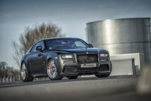 Rolls-Royce Wraith Tuning Prior-Design Luxuscoupé Carbon-Bodykit Felgen