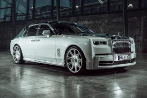 Rolls Royce Phantom Luxuslimousine Tuning Veredlung Spofec Novitec