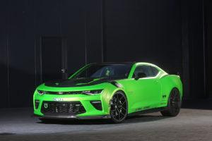 Chevrolet Camaro SS CPE 650 | SC Customkingz V8 Muscle Car Tuning Sportcoupe Kompressor-Aufladung Leistungssteigerung Carbon-Anbauteile Felgen Folierung