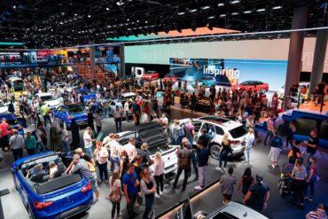 Standort IAA 2021 Internationale Automobilausstellung Hamburg München Berlin