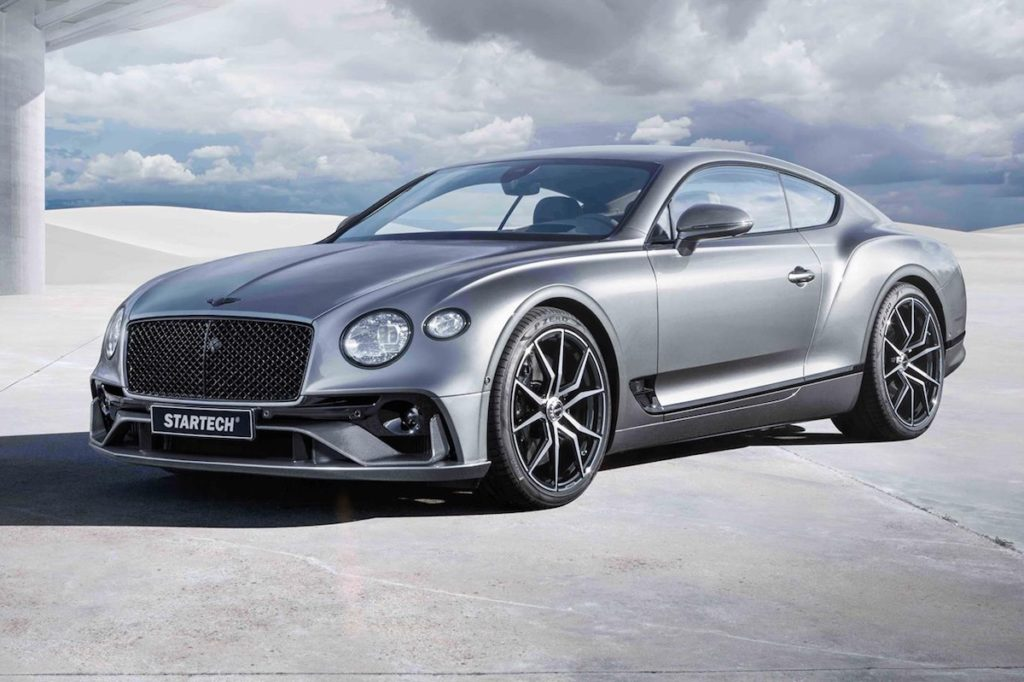 Bentley Continental GT Luxusklasse Coupe Startech Tuning