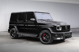 Mercedes-AMG G 63 Inferno Light Package Mercedes-AMG G 63 SUV Topmodell Carbon-Bodykit