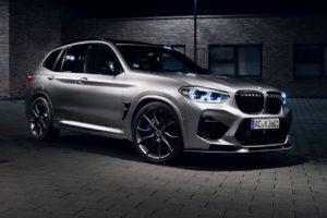 BMW F97 X3 M SUV Topmodell AC Schnitzer Tuning Veredlung Felgen Karosserie Leistungssteigerung
