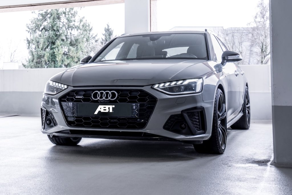 Abt Sportsline Audi At Tuning Leistungssteigerung 45 TFSI 45 TDI 50 TDI Felgen Räder ER-C