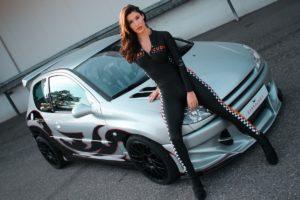 Peugeot 206 Tuning Barracuda Racing Wheels Karizzma Felgen Bodykit