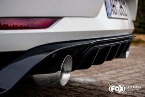 Fox Exhaust Systems Sportabgasanlagen Schalldämpfer VW Golf GTI TCR Kompaktsportler Hot Hatch