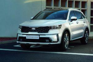 Genfer Autosalon Neuheit Premiere Kia Sorento SUV 4. Generation