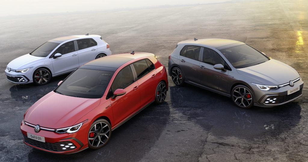 Genfer Autosalon 2020 Neuheiten Premiere Messe VW Golf 8 GTI GTD GTE Kompaktsportler