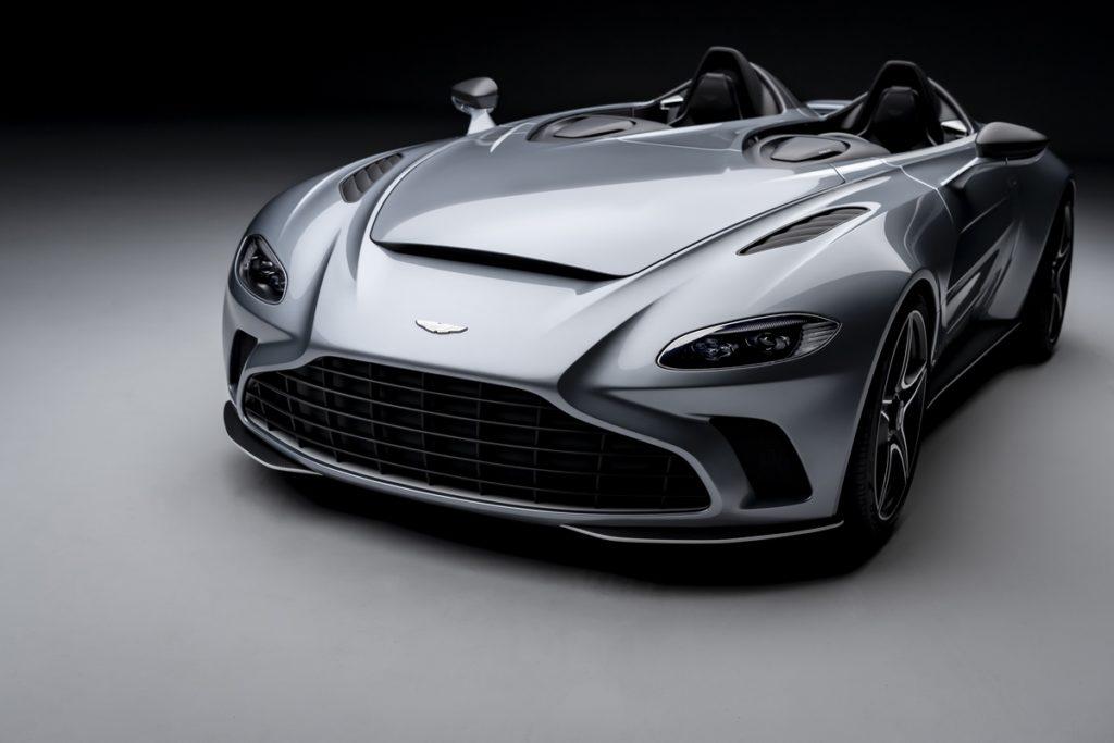Q by Aston Martin V12 Speedster limitiertes Sondermodell