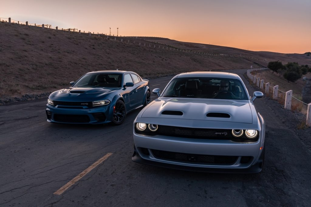 Dodge Power Dollars Rabatt Erfolg Charger Challenger Muscle Cars Coupé Limousine