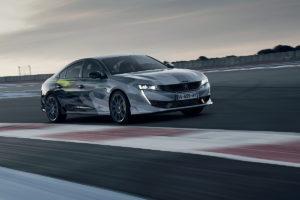Mittelkoasse Hybrid-Topmodell Peugeot 508 Peugeot Sport Engineered PSE