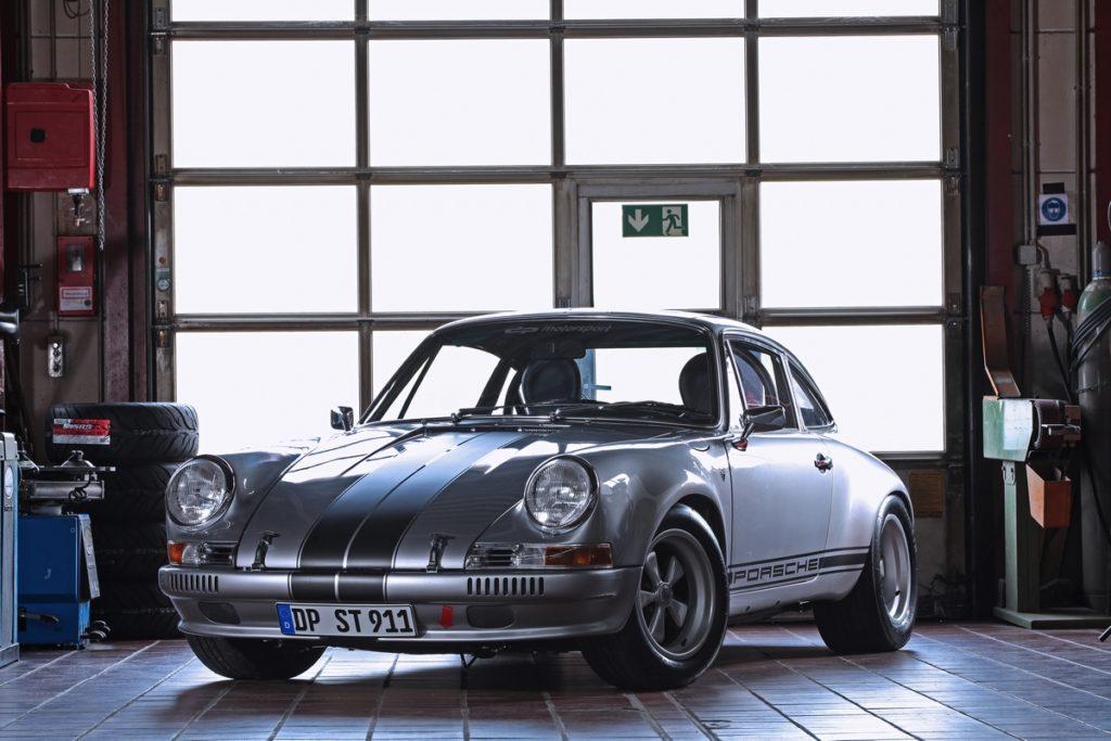 dp Motorsport Restomod Porsche 911 S/T Basis Carrera 3.2 Coupe Sportwagen Oldtimer Klassiker