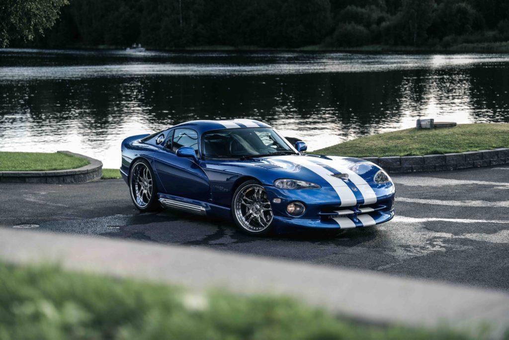 Viper Vom Schwedischen Us Car Meister Eurotuner News